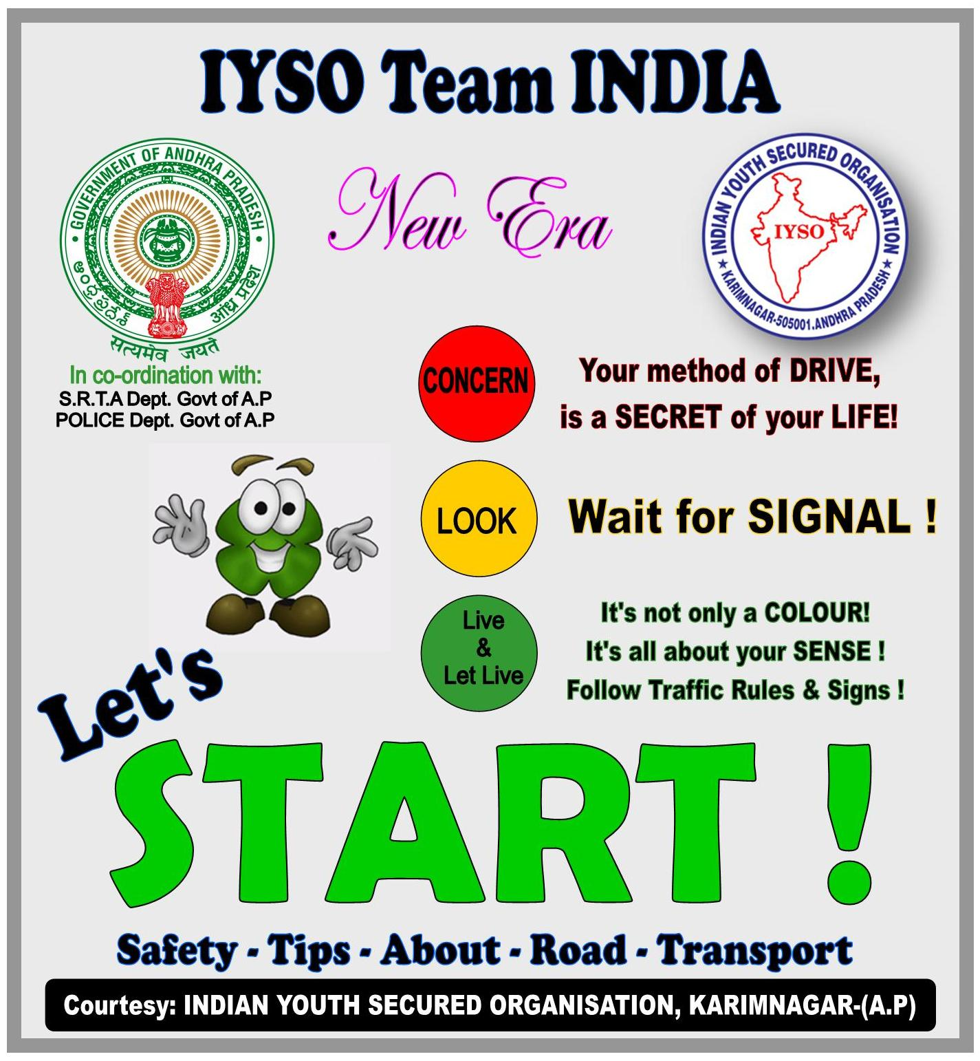 role of youth in road safety india Road safety is a great subject in which to engage children and young people   about the importance of road safety before you start teaching and promoting it,.